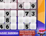 Sudoku hero flash j�t�k